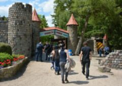 Haupteingang Magic Park Verden